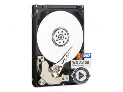 "Жесткий диск 2.5"" 500Gb Western Digital AV-25, SATA2, 16Mb, 5400 rpm (WD5000LUCT) (Ref)"