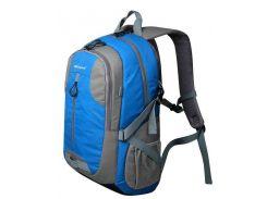 """Рюкзак для ноутбука 16"""" X-Digital Memphis 316, Gray/Blue, полиэстер, 490 х 340 х 150 мм (XM316)"""