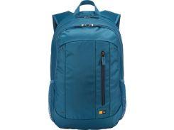 """Рюкзак для ноутбука 15.6"""" Case Logic Jaunt, Blue, нейлон, 386 х 267 х 43 мм (WMBP115)"""
