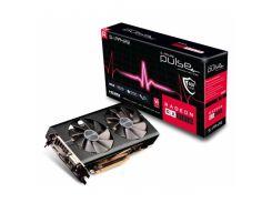 Видеокарта Radeon RX 590, Sapphire, PULSE, 8Gb DDR5, 256-bit, DVI/2xHDMI/2xDP, 1545/8000MHz, 8-pin (11289-06-20G)