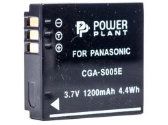 Аккумулятор к фото/видео PowerPlant Panasonic S005E, NP-70 (DV00DV1099)