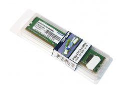 Память 4Gb DDR4, 2400 MHz, Patriot, 16-16-16, 1.2V (PSD44G240082)