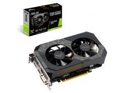 Видеокарта GeForce GTX 1660 Ti OC, Asus, GAMING OC, 6Gb DDR6, 192-bit, DVI/2xHDMI/DP, 1830/12000 MHz, 8-pin (TUF-GTX1660TI-O6G-GAMING)