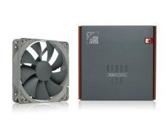 Вентилятор 120 mm, Noctua NF-P12 redux-900, Black, 120x120x25 мм, 900 RPM, 29,7 dB, SSO2 Bearing, 3-pin, 12 V / 0,05 A, Low-Noise Adapter (L.N.A.),