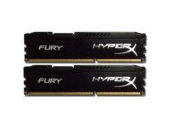 Модуль памяти для компьютера DDR3 16GB (2x8GB) 1866 MHz HyperX FURY Black Kingston (HX318C10FBK2/16)