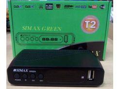 TV-тюнер внешний автономный SIMAX Green DVB-T2
