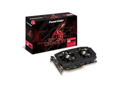 Видеокарта Radeon RX 580 OC, PowerColor, Red Dragon, 8Gb DDR5, 256-bit, DVI/HDMI/3xDP, 1350/8000MHz (AXRX 580 8GBD5-3DHDV2/OC)