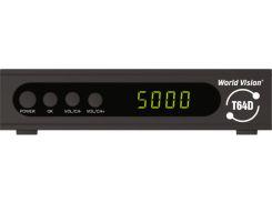 TV-тюнер внешний автономный World Vision T-64D HD DVB-T2