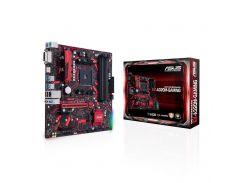 Мат.плата AM4 (A320) Asus EX-A320M-GAMING, A320, 4xDDR4, Int.Video(CPU), 4xSATA3, 1xM.2, 1xPCI-E 16x 3.0, 1xPCI-E 1x 2.0, ALC887, RTL8111H,