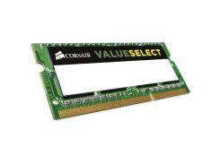 Память SO-DIMM 4Gb, DDR3, 1600 MHz (PC3-12800), Corsair Value, 1.35V (CMSO4GX3M1C1600C11)