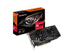 Видеокарта Radeon RX 590 OC, Gigabyte, Gaming, 8Gb DDR5, 256-bit, DVI/HDMI/3xDP, 1560/8000MHz, 8-pin (GV-RX590GAMING-8GD)