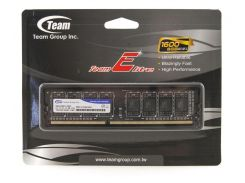 Память 8Gb DDR3, 1600 MHz (PC3-12800), Team Elite, 11-11-11-28, 1.5V (TED38G1600C1101)
