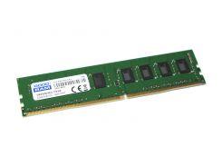 Память 4Gb DDR4, 2400 MHz, Goodram, 15-17-17, 1.2V (GR2400D464L17S/4G)