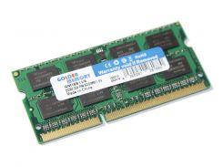 Память SO-DIMM 8Gb, DDR3, 1600 MHz (PC3-12800), Golden Memory, 1.5V (GM16S11/8)
