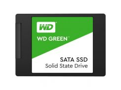 "Твердотельный накопитель 480Gb, Western Digital Green, SATA3, 2.5"", 3D TLC, 545/480 MB/s (WDS480G2G0A)"