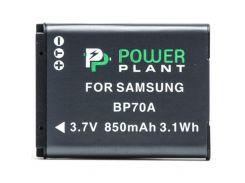 Аккумулятор к фото/видео PowerPlant Samsung BP70A (DV00DV1261)