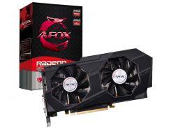 Видеокарта Radeon RX 570, AFOX, 8Gb DDR5, 256-bit, DVI/HDMI/3xDP, 1244/7000MHz (AFRX570-8192D5H1)