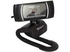 Веб-камера Defender G-lens 2597 HD720p (63197)
