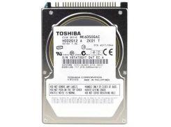 """Жесткий диск для ноутбука 2.5""""  60GB TOSHIBA (MK6050GAC)"""