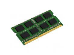 Модуль памяти для ноутбука SoDIMM DDR3 8GB 1600 MHz Kingston (KCP316SD8/8)