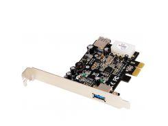 Контроллер PCIe to USB 3.0 ST-Lab (U-720)