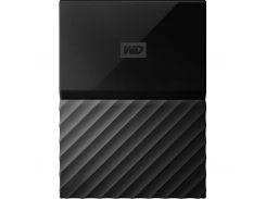 """Внешний жесткий диск 2.5"""" 3TB Western Digital (WDBYFT0030BBK-WESN)"""