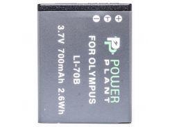 Аккумулятор к фото/видео Olympus LI-70B PowerPlant (DV00DV1265)