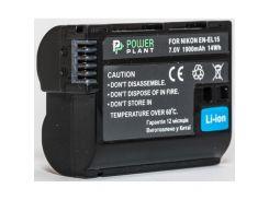 Аккумулятор к фото/видео Nikon EN-EL15 PowerPlant (DV00DV1309)