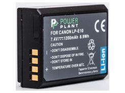Аккумулятор к фото/видео Canon LP-E10 PowerPlant (DV00DV1304)