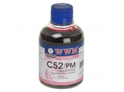 Чернила WWM CANON CL-52/CLI-8PC Photo (Magenta) (C52/PM)