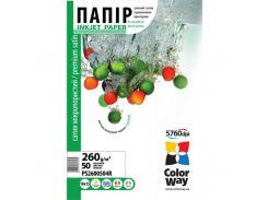 Бумага ColorWay 10x15 (PS2600504R)