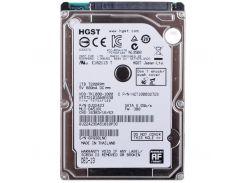 """Жесткий диск для ноутбука 2.5"""" 1TB Hitachi HGST (0J22423 / HTS721010A9E630)"""