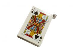 Зажигалка в виде колоды карт №3065