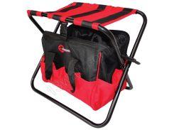 Складной стул с сумкой, универсальный до 90кг 420*310*360мм BX-9006