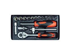 Набор инструмента профессиональный Intertool ET-6017