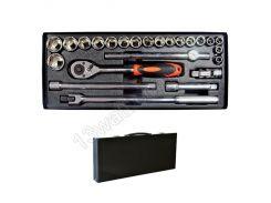 Набор инструмента профессиональный Intertool ET-6025