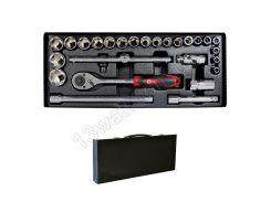 Набор инструмента профессиональный Intertool ET-6027