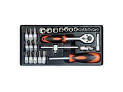 Набор инструмента профессиональный Intertool ET-6028