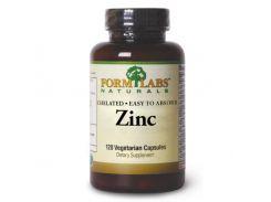 Chelated Zinc 15 mg 120 капс. (витамины)
