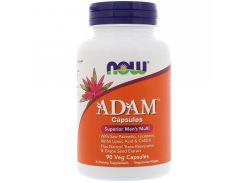 ADAM Men's Multiple Vitamin Veg Capsules 90 капс.