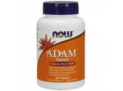 ADAM Men's Multiple Vitamin Tablets 60 табл.