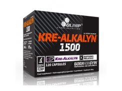 Kre-Alkalyn 1500 120 капс. (креатин)