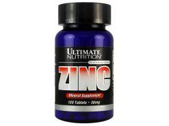 ZINC 30mg 120 табл. (витамины и минералы)