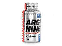 Arginine 120 капс. (аминокислоты)