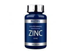 Zinc 50mg 100 табл. (витамины и минералы)