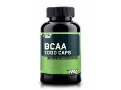 BCAA 1000 caps 200 капс. (bcaa)