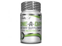 One-A-Day 100 табл. (витамины и минералы)