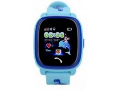 SMART BABY WATCH Q100 Aqua Blue
