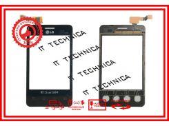 Тачскрин LG E405 Optimus L3 Черный