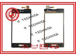 Тачскрин LG E450 Optimus L5x Черный ОРИГИНАЛ